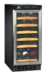 Cavavin Urbania 30-bottle wine cooler, 1 tempertaure zone