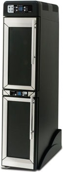 Chambrer 8-Bottle wine cooler tower