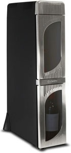 Chambrer 7 bottle wine cooler tower