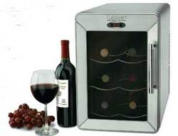 Cuisinart countertop wine cooler