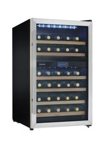 Danby 38 bottle wine cooler DWC113BLS