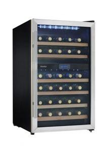 Danby 38 bottle wine cooler DWC113BLS
