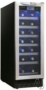 Danby DWC276BLS 27-Bottle Slim Wine Cooler