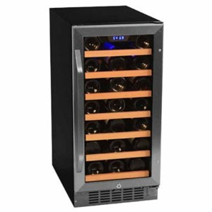 EdgeStar 30-bottle wine cooler