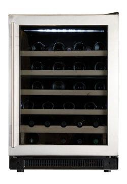Haier 48 bottle wine refrigerator, WC200GS