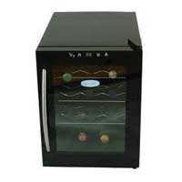 NewAir AW-120E 12-Bottle Countertop Wine Cooler
