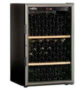Transtherm wine refrigerator single zone