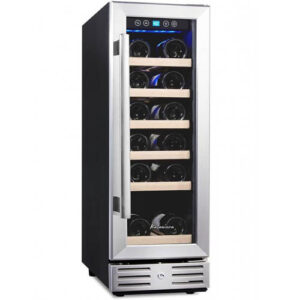 Kalamera 18-Bottle Wine - Cooler Replace Your Trash Compactor With It!