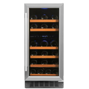 Smith & Hanks 32-Bottle Dual-Zone Wine Cooler - Great Buy For Under 700 USD!